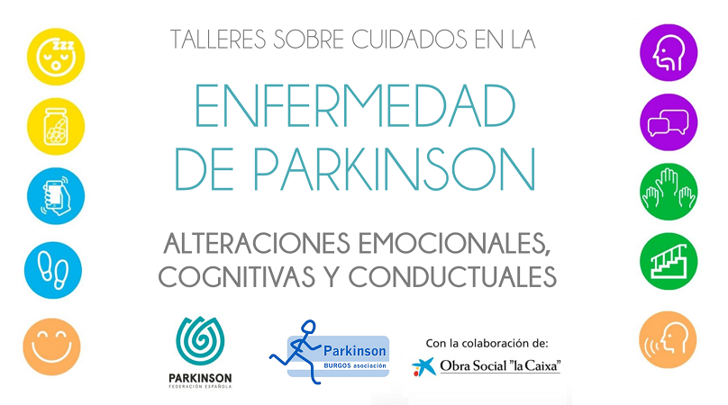 Talleres sobre cuidados en la enfermedad del Párkinson